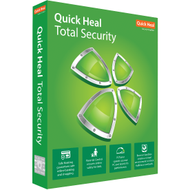 Anti Virus Quick Heal Total Security