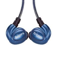 EARPHONE FINGERS SPORTY FLEXIWEAR W1