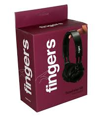 HEADSET FINGERS SUPERSTAR H6 WIRED