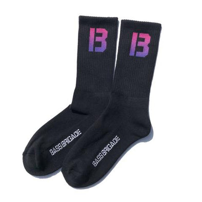 THE B GRADIENT SOCKS