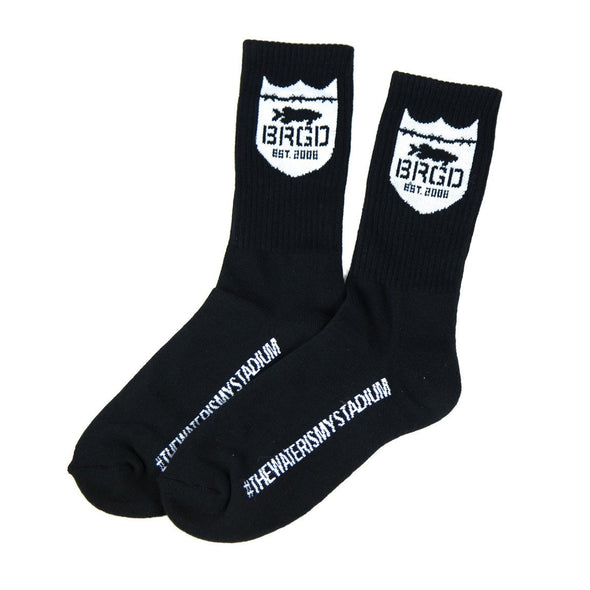 Shield Crew Socks