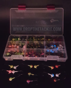 140 Piece Walleye Jig kit