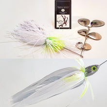 Load image into Gallery viewer, Custom Triple Deuce Spinnerbait