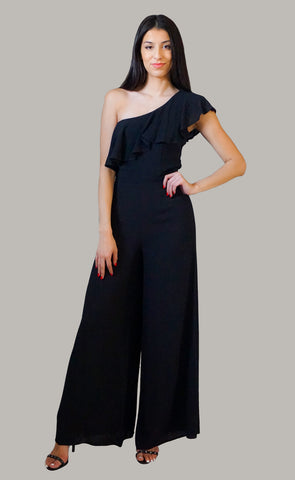 Arielle Ruffled Jumpsuit