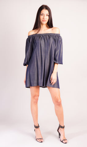 Avery Off-Shoulder Dress