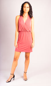 Bella Halter Dress