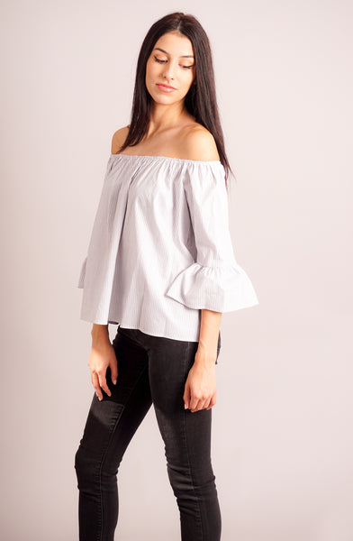 Belen Off-Shoulder Top