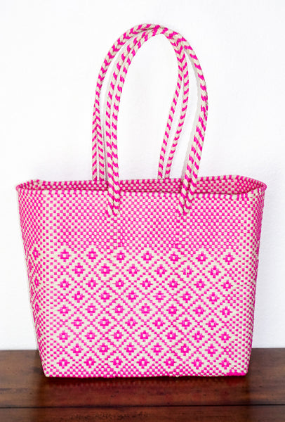 Kyra Pink Diamond Handbag