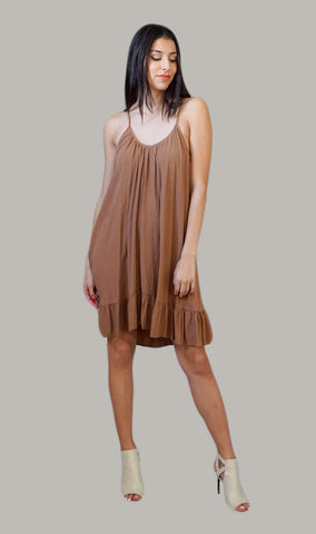 Sienna Ruffle Dress