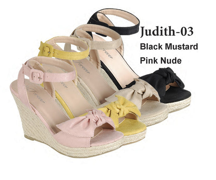 JUDITH-3 HIGH WEDGE