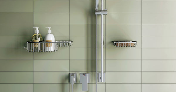 Modern and durable bathroom accessories