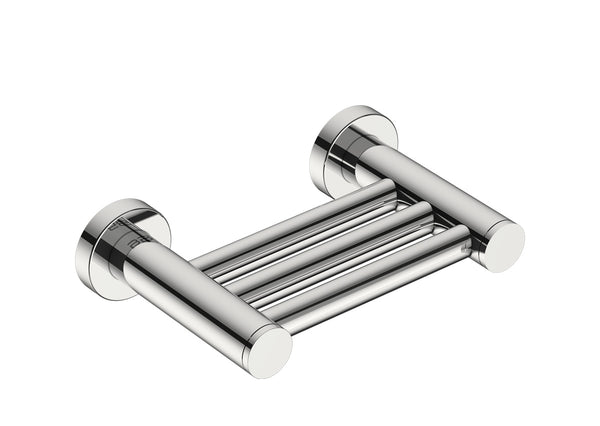 Shower Foot Rest 4629 - Polished Stainless Steel - Bathroom Butler bathroom accessories