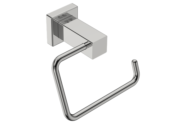 Toilet Paper Holder 8502 - Polished Stainless Steel - Bathroom Butler bathroom accessories