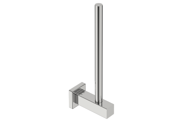 Toilet Paper Holder Spare 8504 - Polished Stainless Steel - Bathroom Butler bathroom accessories