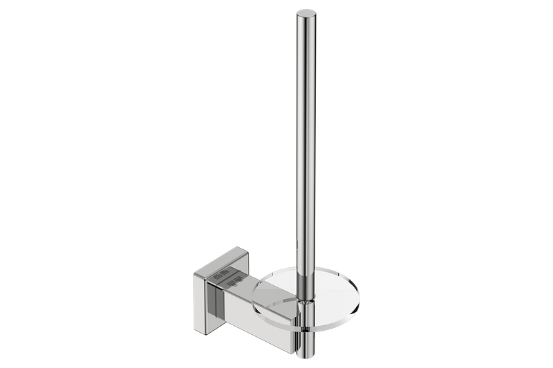 Toilet Paper Holder Spare 8604 - Polished Stainless Steel - Bathroom Butler bathroom accessories