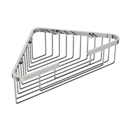 9115 Shower Basket Corner - Bathroom Butler bathroom accessories and heated towel rails