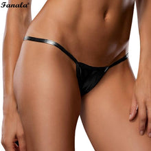 Load image into Gallery viewer, Sexy lingerie Panties Underwear Women's Lady's Thongs  V-string Panties Knickers Lingerie Underwear N3020 - Midnight Fantasy AU
