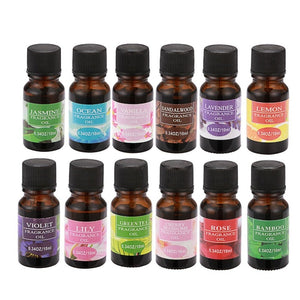 10ML Natural Essential Oils Pure Essential Oils For Aromatherapy Diffusers Body Massage Relax Fragrance Oil - Midnight Fantasy AU