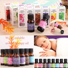 Load image into Gallery viewer, 10ML Natural Essential Oils Pure Essential Oils For Aromatherapy Diffusers Body Massage Relax Fragrance Oil - Midnight Fantasy AU