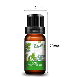 10ml Spa Massage Oil Natural Plant Extraction Essential Oil Health Care Liquid Oil Hydrating Beauty Skin care - Midnight Fantasy AU