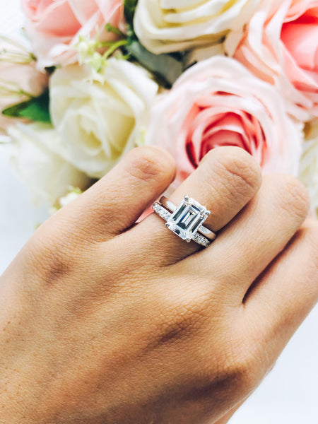 3 Reasons Why She Should Wear a Conflict-Free Moissanite Engagement Ring