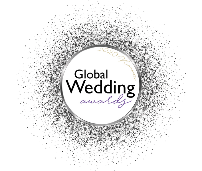 Lucce is nominated for the 2020 Global Wedding Awards by LUXlife United Kingdom