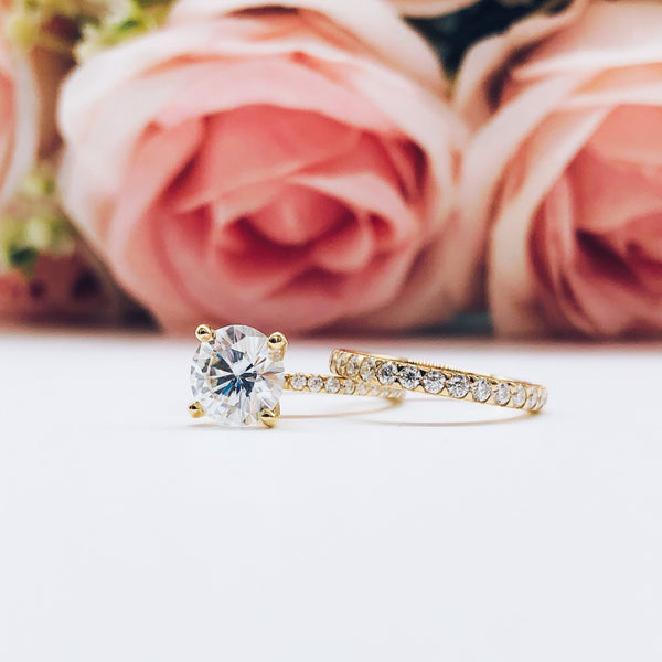 Engagement Ring vs. Wedding Ring - What's the Difference?