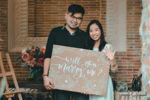 Joshua and Richelle - Proposal Story