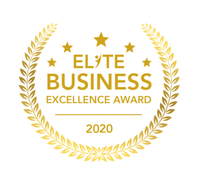 Lucce wins 2020 Elite Business and Leadership Award for Jewelry