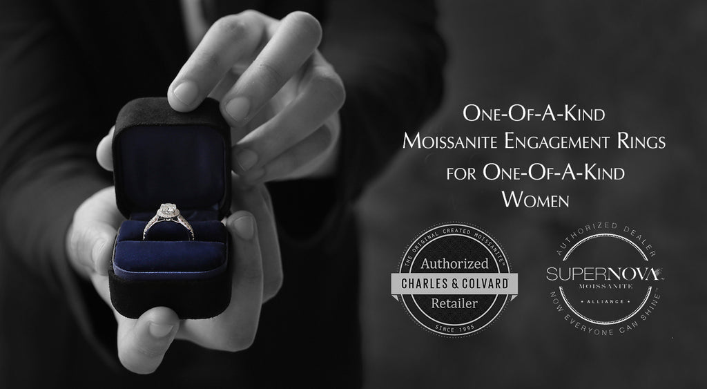 Charles and Colvard Forever One Moissanite Philippines