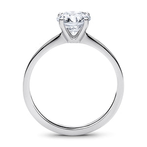 Christiane Solitaire Lucce Rings SUPERNOVA Moissanite Engagement Rings Manila Philippines Fine Jewelry Ring Lab Diamond