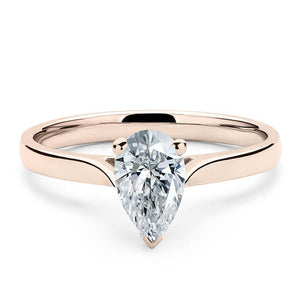 pear cut lab diamond engagement rings philippines