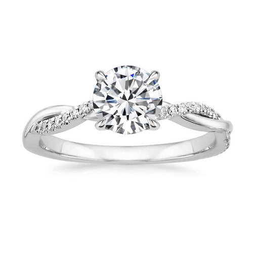 Engagement Ring Philippines Moissanite Lab Diamonds
