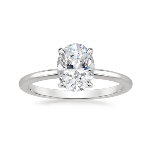 oval cut engagement rings manila Philippines oval cut