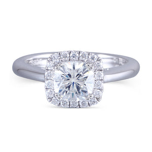 Lucce Rings Clever and Orderly moissanite Engagement Philippines