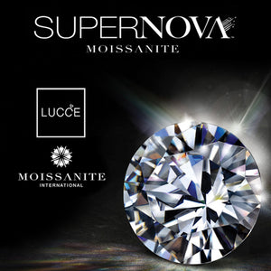 Lucce Earrings Moissanite Philippines Charles and Colvard Lab Diamonds