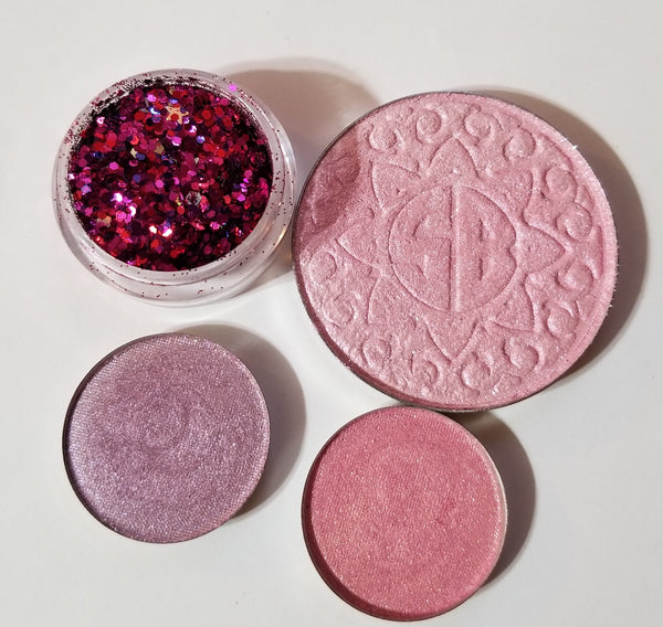 Limited Edition, The Plastics Collection - Boo, You Whore Pressed Eyeshadow - Shade Beauty