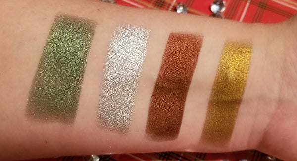 Limited Edition, Holiday 2018 Collection, 4 Piece Bundle - Shade Beauty