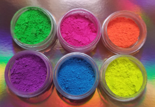 The Pigment Club - Beat It Neon Pigment - Shade Beauty