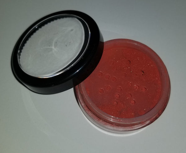 Flame Lily Loose Blush - Shade Beauty