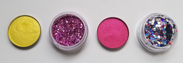The Jezebel Collection - Blessed Be The Fruit Pressed Eyeshadow - Shade Beauty