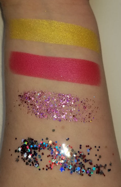 The Jezebel Collection - Don't Let The Bastards Grind You Down Chunky Glitter - Shade Beauty