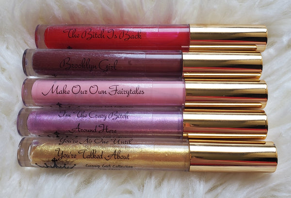 Gossip Girl Collection - The Bitch Is Back Lip Gloss
