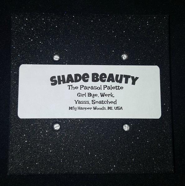 Parasol Palette - Shade Beauty