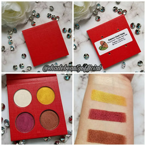 Autumn's Closet Palette - Shade Beauty