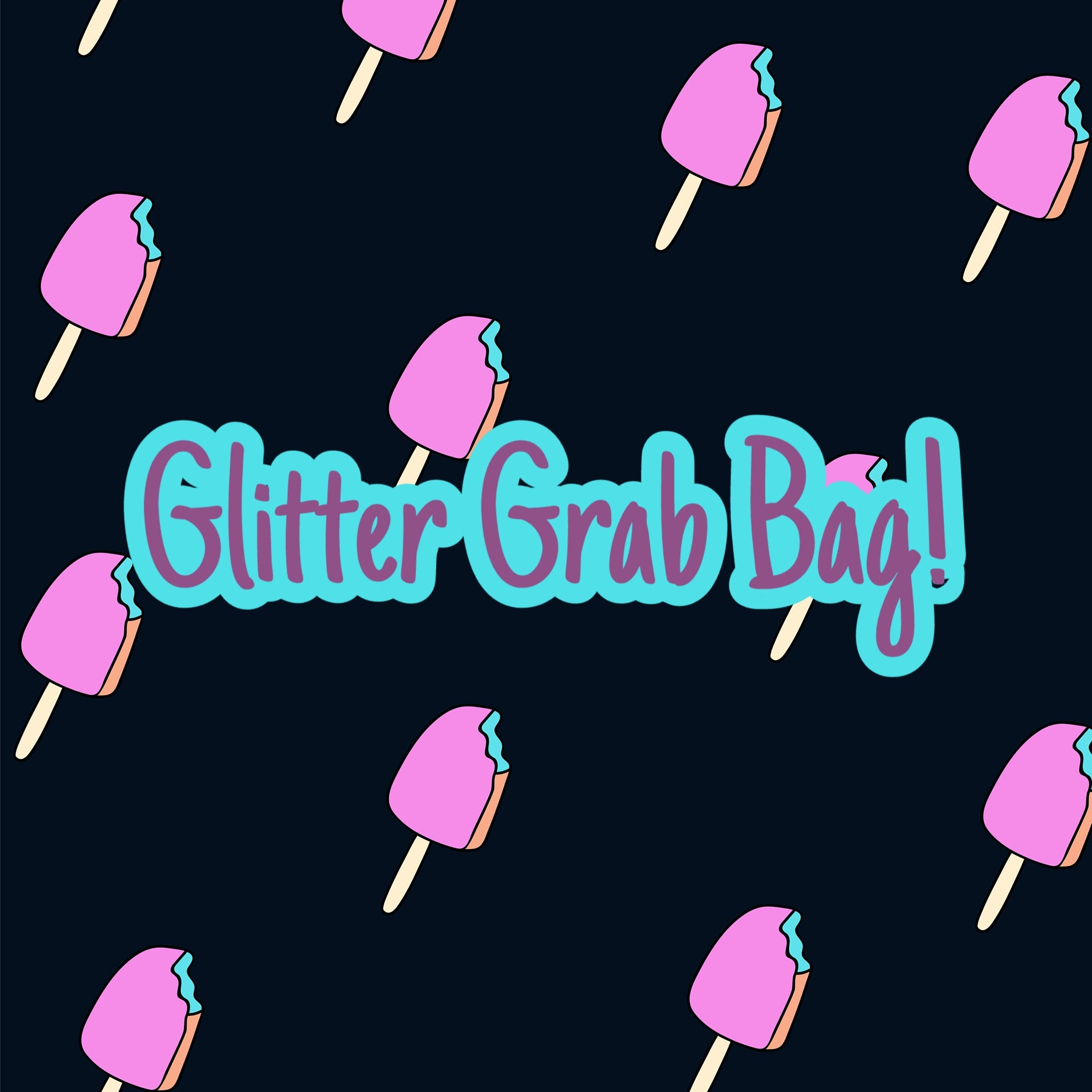 Mystery Glitter Grab Bag - Shade Beauty