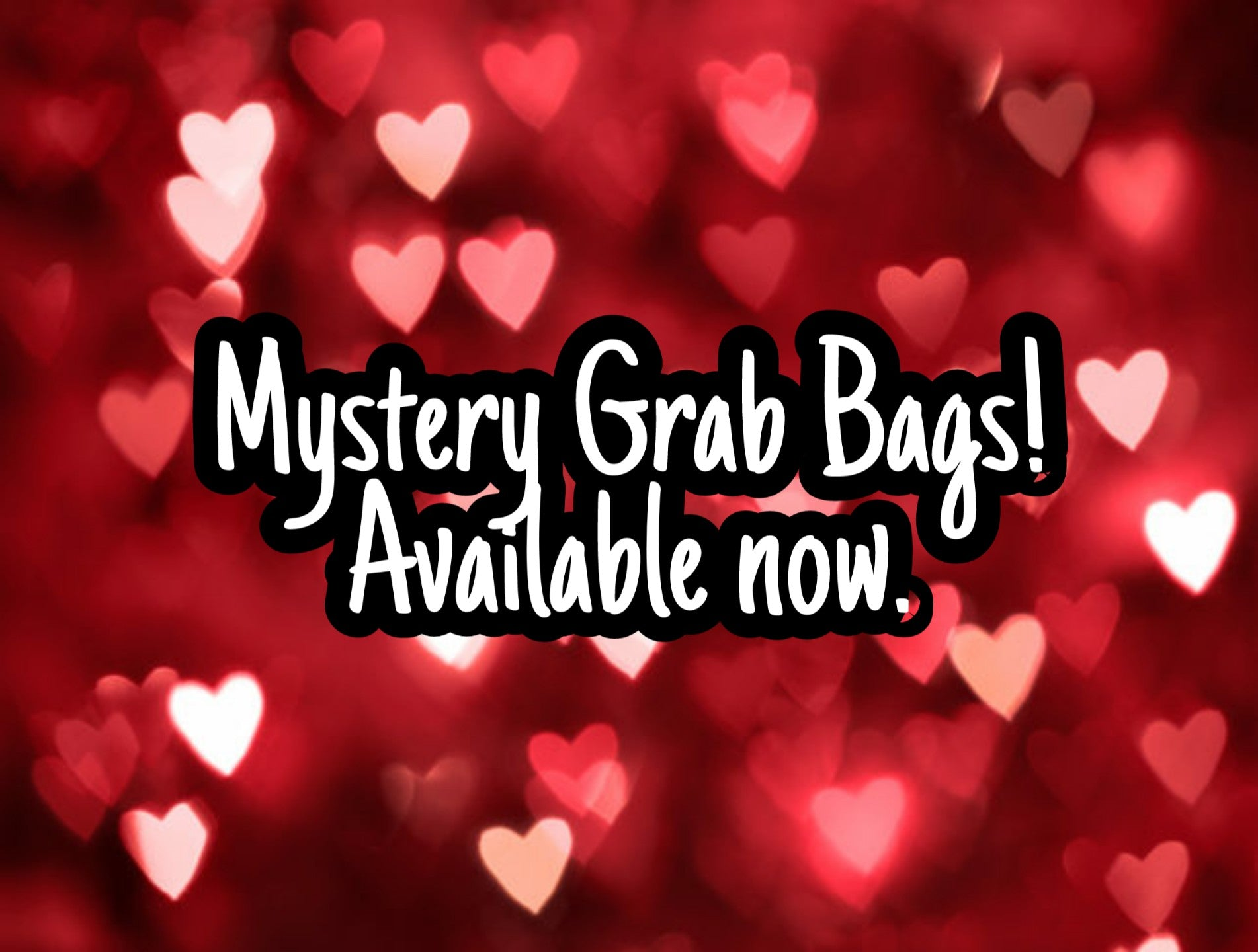 Valentine's Day Mystery Grab Bag - Shade Beauty