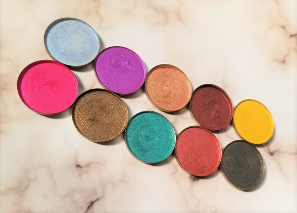 Blue Monday Pressed Eyeshadow - Shade Beauty