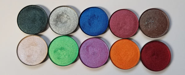 Siberia Pressed Eyeshadow - Shade Beauty