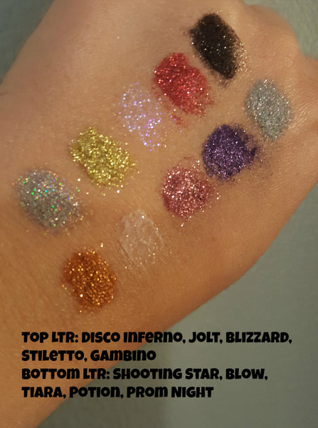 Blow Loose Glitter - Shade Beauty
